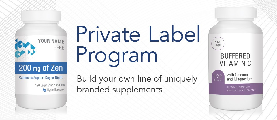 Private Label: Allergy Research Group