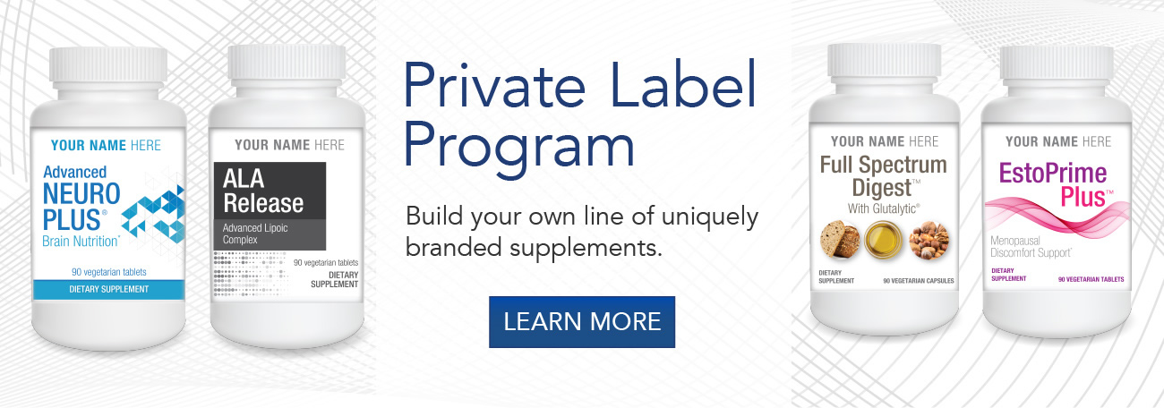 Private Label ARG Products
