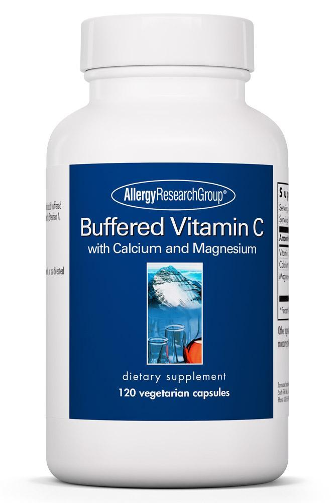 Buffered Vitamin C 120 Vegetarian Capsules
