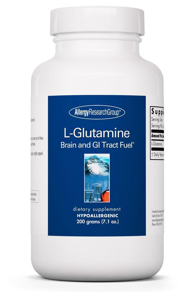 L-Glutamine Powder 200 Grams (7.1 oz.)