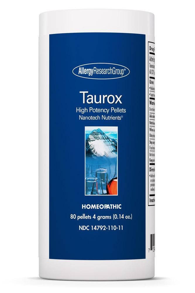 Taurox High Potency 80 pellets 4 grams (0.14 oz.)