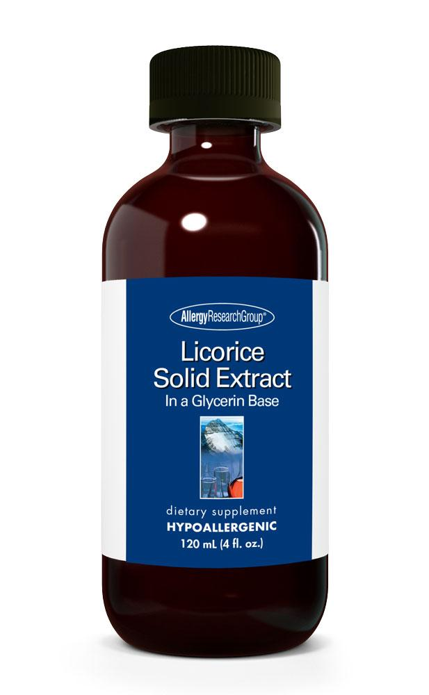 Licorice Solid Extract 114 g (4 oz)
