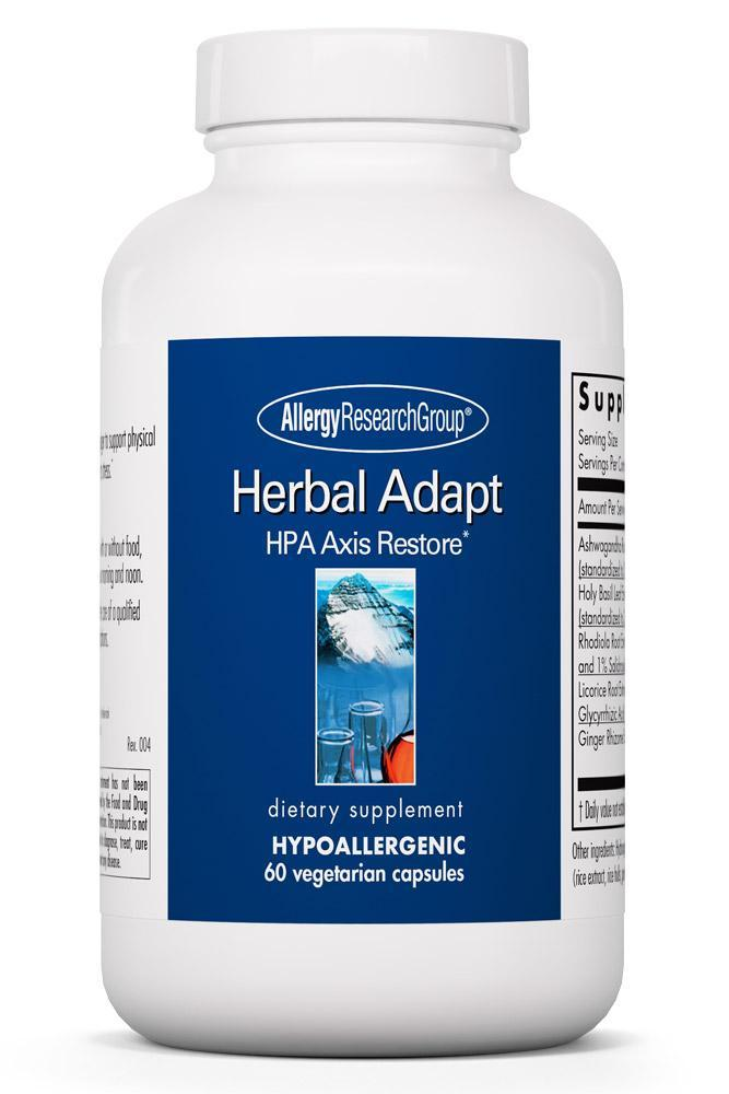 Herbal Adapt 60 Vegetarian Capsules