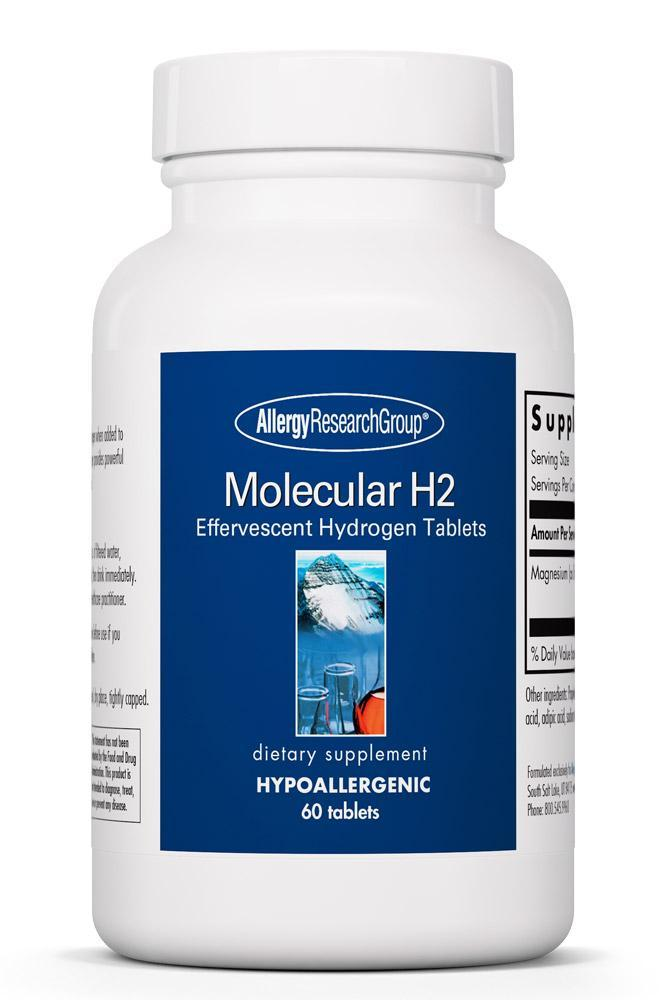 Molecular H2 60 Vegetarian Tablets