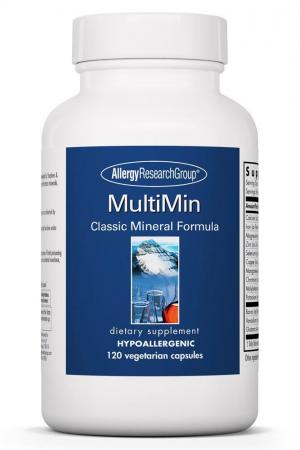 MultiMin 120 Vegetarian Caps