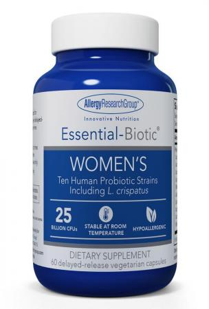 Essential-Biotic™ WOMEN'S 60 delayed-release vegetarian capsules