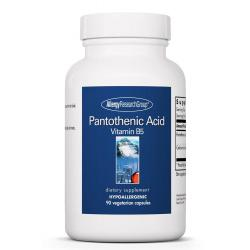 Pantothenic Acid 90 Vegetarian Caps