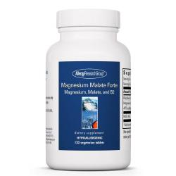 Magnesium Malate Forte 120 Vegetarian Tablets