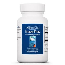 Grape Pips Proanthocyanidins 90 Vegetarian Capsules