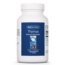 Thymus Natural Glandular 75 Vegicaps