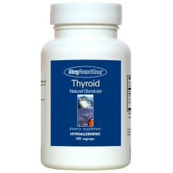Thyroid Natural Glandular 100 Vegicaps
