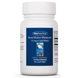 Slow Motion Melatonin 60 Scored Tablets