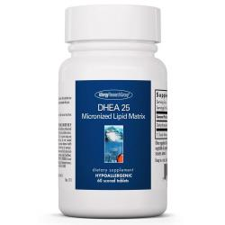 DHEA 25 mg 60 Scored Tablets