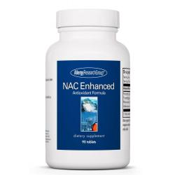 NAC Enhanced 90 Tablets