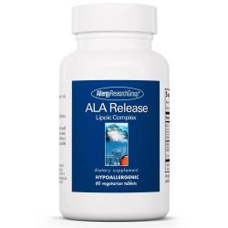 ALA Release Lipoic Complex 60 Tablets