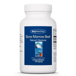 Bone Marrow Beef Natural Glandular 100 Vegicaps