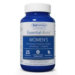Essential-Biotic® WOMEN'S 60 delayed-release vegetarian capsules