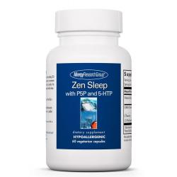 Zen Sleep 60 Vegetarian Capsules
